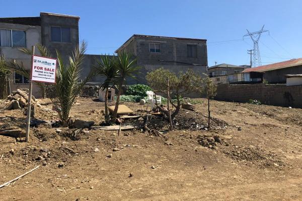 Foto de terreno habitacional en venta en  , primo tapia, playas de rosarito, baja california, 13443467 No. 02