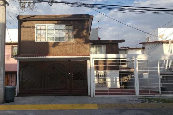 Foto de casa en venta en princesa , el dorado, tlalnepantla de baz, méxico, 6163113 No. 01