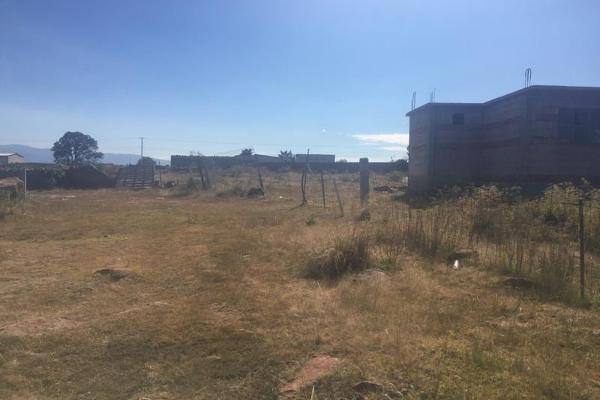Foto de terreno habitacional en venta en principal 0, el atorón, amealco de bonfil, querétaro, 6204112 No. 10