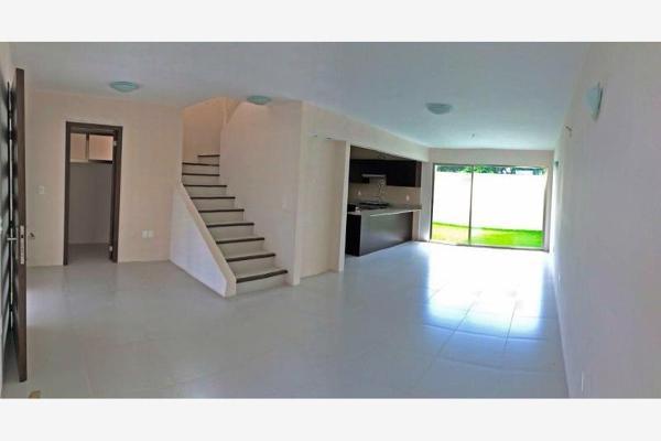 Foto de casa en venta en principal 01, sol campestre, centro, tabasco, 5821773 No. 01
