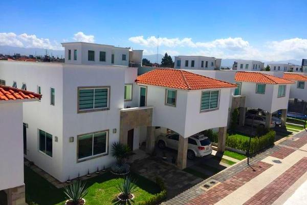 Foto de casa en venta en principal 1, bellavista, metepec, méxico, 6194327 No. 01