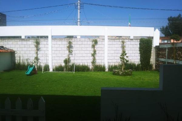 Foto de casa en venta en principal 1, bellavista, metepec, méxico, 6194327 No. 18