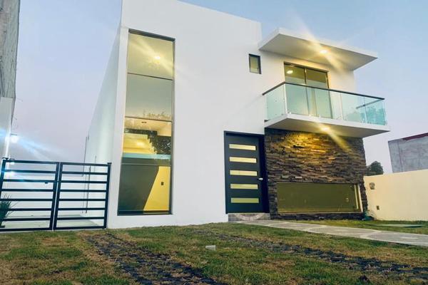 Foto de casa en venta en principal 1, plan de ayala, tulancingo de bravo, hidalgo, 19271348 No. 01