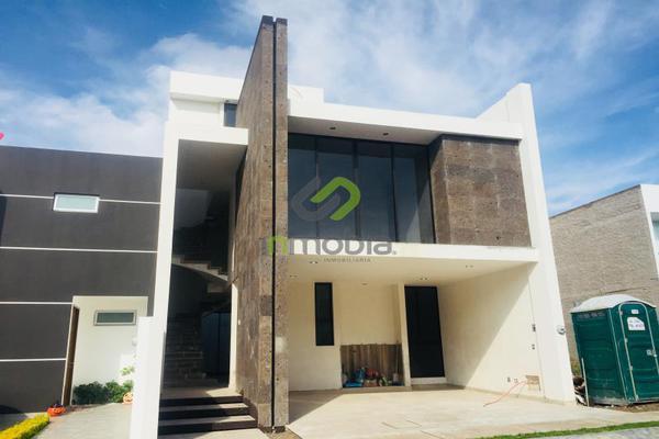Foto de casa en venta en principal 123, condominio la terraza, aguascalientes, aguascalientes, 6130592 No. 01