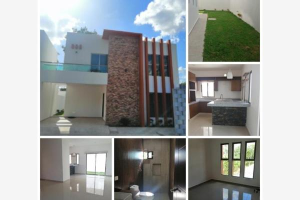 Foto de casa en venta en principal 6, boquerón 1a sección (san pedro), centro, tabasco, 9933693 No. 01