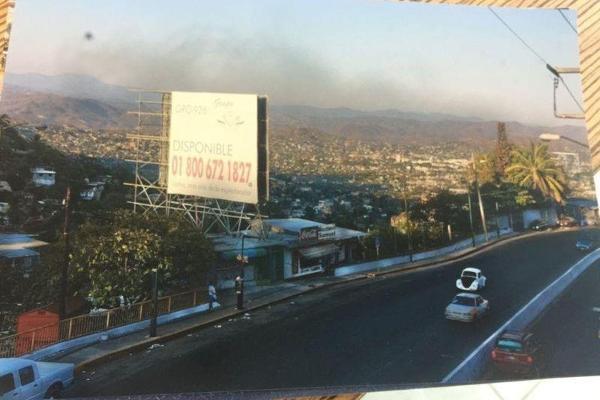Foto de terreno habitacional en venta en principal acapulco sobre avenida, la cima, acapulco de juárez, guerrero, 6183784 No. 01