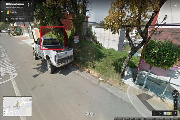 Foto de terreno habitacional en venta en principal , coapexpan, xalapa, veracruz de ignacio de la llave, 7128638 No. 03