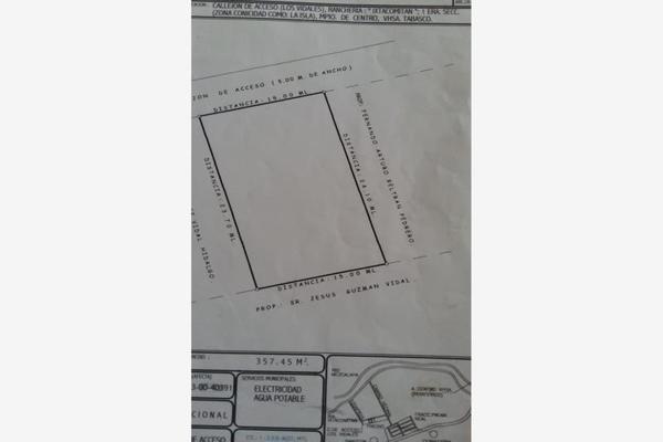 Foto de terreno habitacional en venta en principal , ixtacomitan 1a sección, centro, tabasco, 5307993 No. 01