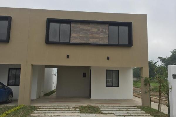 Foto de casa en venta en principal , sabina, centro, tabasco, 6135782 No. 01