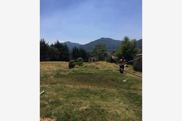 Foto de terreno habitacional en venta en principal sin nombre sin numero, san miguel tecpan, jilotzingo, méxico, 5896936 No. 01