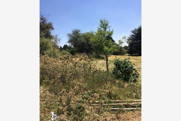 Foto de terreno habitacional en venta en principal sin nombre sin numero, san miguel tecpan, jilotzingo, méxico, 5896936 No. 02