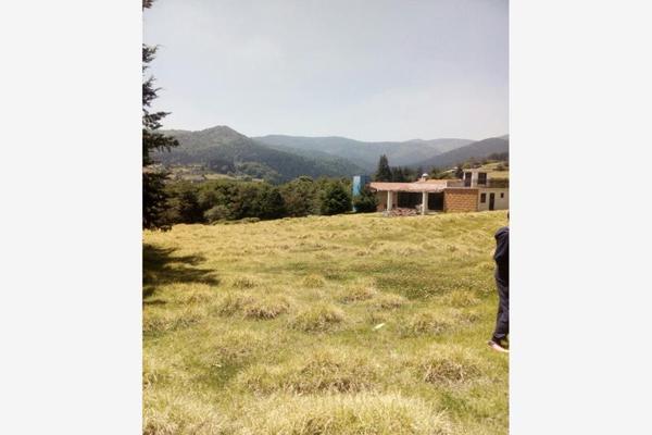 Foto de terreno habitacional en venta en principal sin nombre sin numero, san miguel tecpan, jilotzingo, méxico, 5896936 No. 04