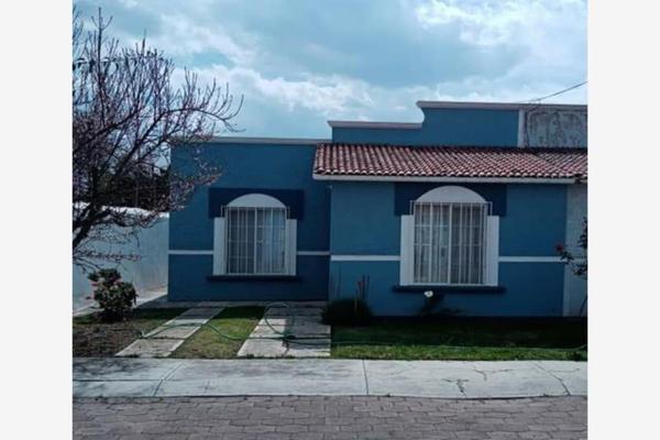 Foto de casa en venta en privada 1, la argentina, tulancingo de bravo, hidalgo, 0 No. 01