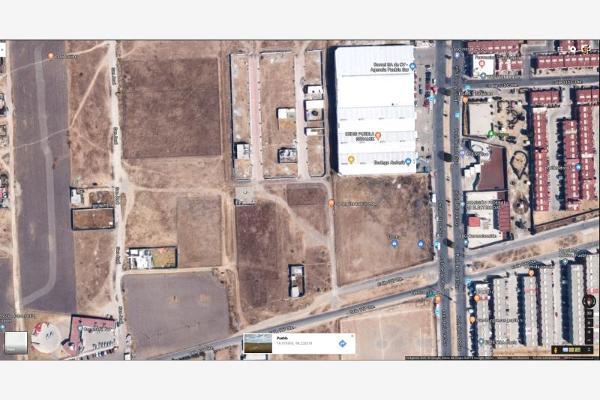 Foto de terreno habitacional en venta en privada 12 b sur 11571, san josé chapulco, puebla, puebla, 5975167 No. 08