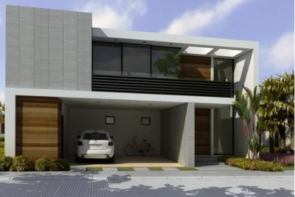 Foto de casa en venta en privada 13 lote 4, las palmas, medellín, veracruz de ignacio de la llave, 6157947 No. 01