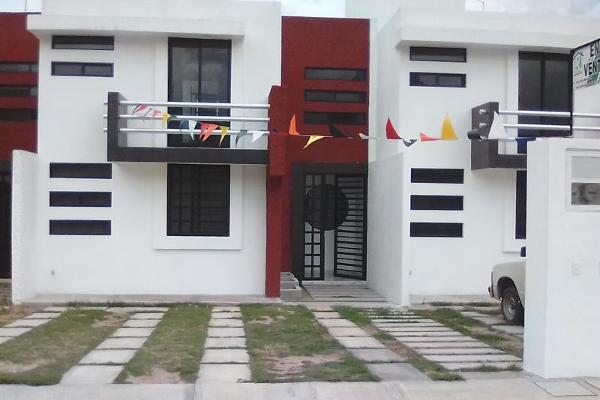 Foto de casa en venta en privada 1910 5, iturbide, tlaxco, tlaxcala, 7531713 No. 01