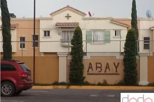 Foto de departamento en venta en privada abay 111, real del cid, tecámac, méxico, 5414474 No. 02