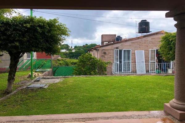 Foto de casa en venta en privada ahuehuete 1, chipitlán, cuernavaca, morelos, 0 No. 01