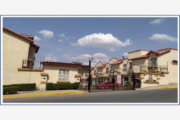 Foto de casa en venta en privada alamillo manzana 19, villa del real, tecámac, méxico, 0 No. 01