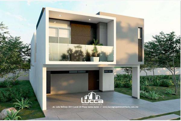 Foto de casa en venta en privada alelies 1, privada la rivera, culiacán, sinaloa, 19640900 No. 01