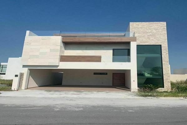 Foto de casa en venta en privada andalucia , quinta colonial apodaca 1 sector, apodaca, nuevo león, 0 No. 01
