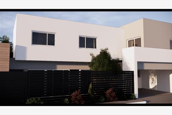 Foto de casa en venta en privada andria 123, santa cecilia, monterrey, nuevo león, 7494636 No. 01