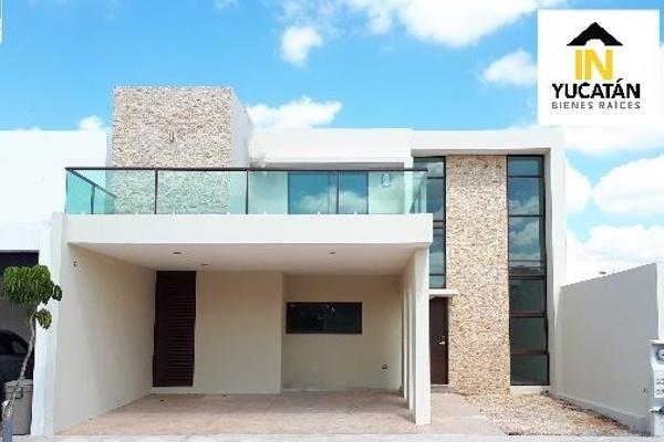 Foto de casa en venta en privada astorias , temozon norte, mérida, yucatán, 4669783 No. 01