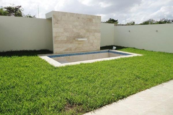 Foto de casa en venta en privada astorias , temozon norte, mérida, yucatán, 4669783 No. 07