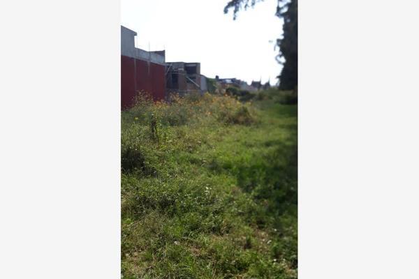 Foto de terreno habitacional en venta en privada benito juarez 172, zavaleta (momoxpan), puebla, puebla, 5962125 No. 04