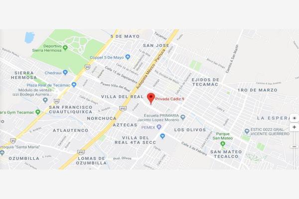 Foto de casa en venta en privada cadiz 9, villa del real, tecámac, méxico, 9287979 No. 05