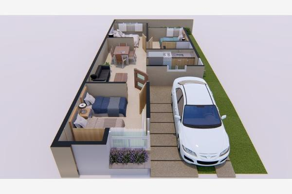 Foto de casa en venta en privada cardenal 300, los llanos, arteaga, coahuila de zaragoza, 9946832 No. 03