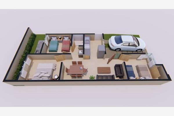 Foto de casa en venta en privada cardenal 300, los llanos, arteaga, coahuila de zaragoza, 9946832 No. 05