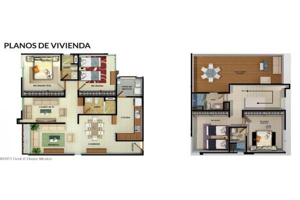 Foto de departamento en venta en  , privada catalana, tijuana, baja california, 20278421 No. 03