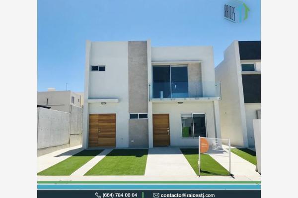 Foto de casa en venta en  , privada catalana, tijuana, baja california, 8861105 No. 01