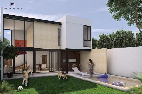 Foto de casa en venta en privada chactun , chablekal, mérida, yucatán, 6185460 No. 02