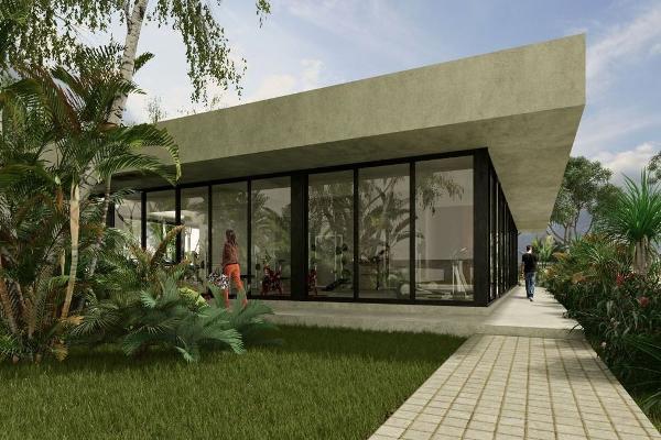 Foto de terreno habitacional en venta en privada , conkal, conkal, yucatán, 5402417 No. 03