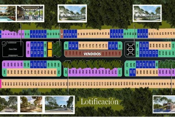 Foto de terreno habitacional en venta en privada , conkal, conkal, yucatán, 5402417 No. 07