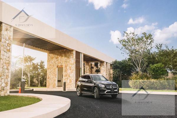 Foto de terreno habitacional en venta en  , privada cortijo, mérida, yucatán, 8883904 No. 01