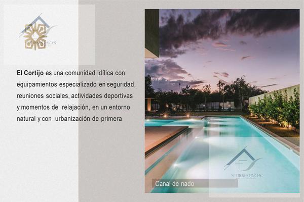 Foto de terreno habitacional en venta en  , privada cortijo, mérida, yucatán, 8883904 No. 05