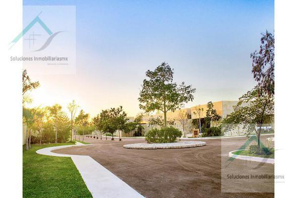 Foto de terreno habitacional en venta en  , privada cortijo, mérida, yucatán, 8883904 No. 06