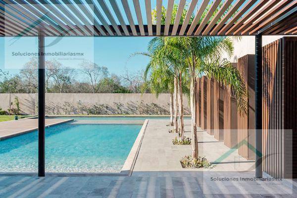 Foto de terreno habitacional en venta en  , privada cortijo, mérida, yucatán, 8883904 No. 07