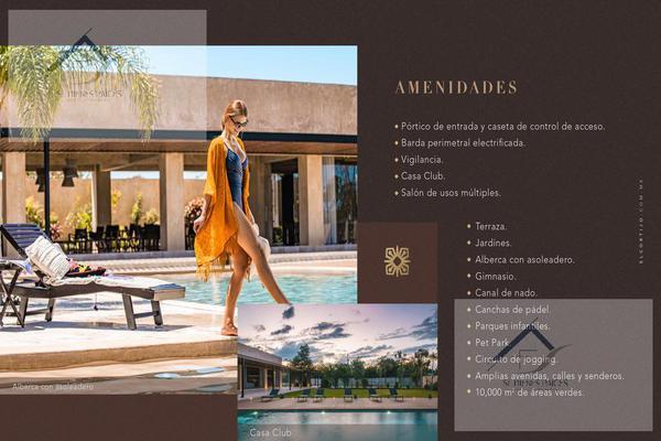 Foto de terreno habitacional en venta en  , privada cortijo, mérida, yucatán, 8883904 No. 08