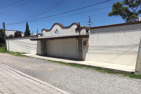 Foto de casa en renta en privada cuauhtémoc , momoxpan, san pedro cholula, puebla, 7223021 No. 01