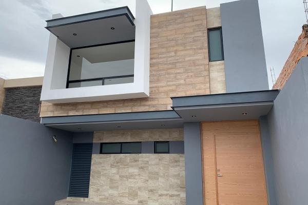 Foto de casa en venta en  , privada de bugambilias, san luis potosí, san luis potosí, 14031182 No. 01
