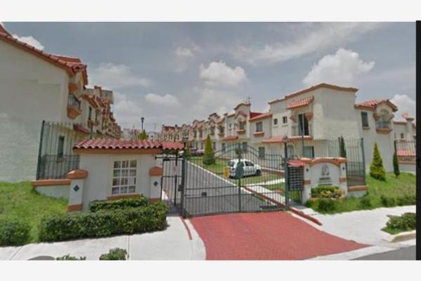 Foto de casa en venta en privada de cadiz sin numero, villa del real, tecámac, méxico, 8115522 No. 01