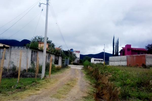 Foto de terreno habitacional en venta en privada de colón 3a. sección paraje el zacaton san pablo etla, san pablo etla lote 1 s/n , san pablo etla, san pablo etla, oaxaca, 18695761 No. 04