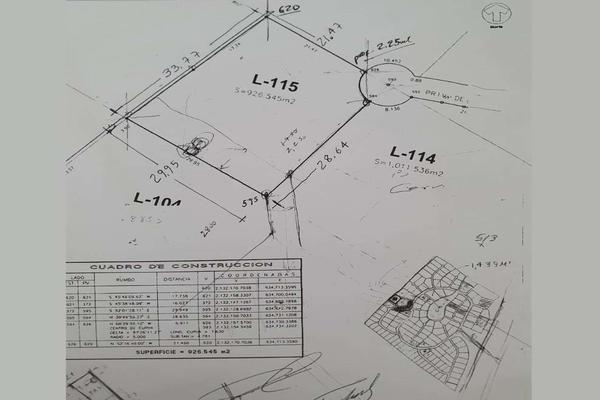 Foto de terreno habitacional en venta en privada de la primavera l15 , las parotas, villa de álvarez, colima, 16925823 No. 11