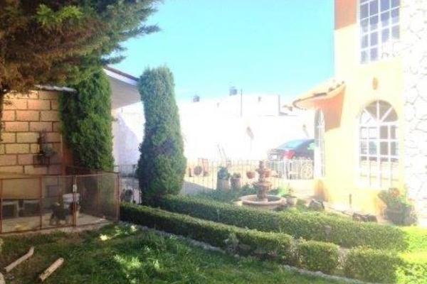 Foto de casa en renta en privada de las tejas 6, cacalomacán, toluca, méxico, 2679455 No. 22