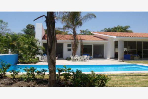 Foto de casa en venta en privada de los amates 8, ixtlahuacan, yautepec, morelos, 5413260 No. 01