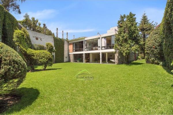 Foto de casa en venta en privada de tihuatlan 0, san jerónimo aculco, la magdalena contreras, df / cdmx, 5334521 No. 01